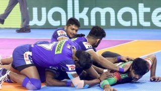 Dream11 Team UP Yoddha vs Bengaluru Bulls Pro Kabaddi League 2019 - Kabaddi Prediction Tips For Today's PKL Match 39 UP vs BLR at EKA Arena by Transstadia, Ahmedabad