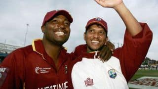 West Indian Legends Brian Lara, Ramnaresh Sarwan to Work With Batsmen Before Test Series Against India