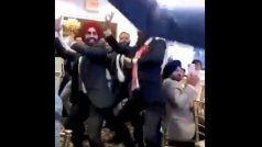 Video: देसी स्वैग के साथ भांगड़ा करते गबरू जवानों की ये टोली, जीत लेगी आपका दिल...