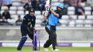 Dream11 Team Warwickshire vs Worcestershire North Group Vitality T20 Blast 2019 - Cricket Prediction Tips For Today's T20 Match WAR vs WOR at Edgbaston in Birmingham