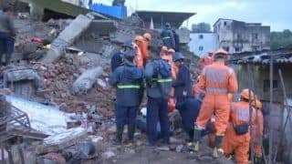 Maharashtra: Two Dead, Several Trapped After Four-storey Building Collapses in Bhiwandi