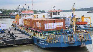 Essar Port's Vizag Terminal Registers 45 Per Cent Cargo Growth