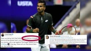 US Open: Chetan Bhagat TROLLED For Poor Tennis Knowledge After Sumit Nagal Won First Set