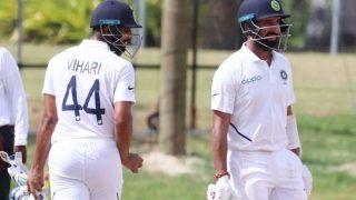INDvsWI Test: प्रैक्टिस मैच में चेतेश्वर पुजारा ने ठोका शतक, टीम इंडिया ने पहले दिन बनाए 297 रन