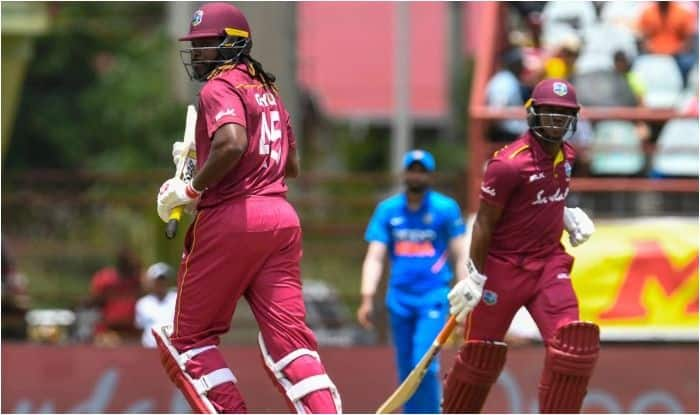 india v wi 2md odi chris gayle breaking record