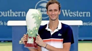 Cincinnati Masters 2019: Daniil Medvedev Thumps David Goffin to Clinch Men's Title, Madison Keys Defeats Svetlana Kuznetsova to Win Women's Singles Crown