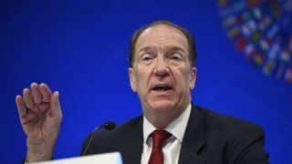 World Bank President David Malpass to Visit Pakistan in November