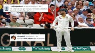 Ashes 2019: David Warner's Response to English Fans Singing He's Got Sandpaper in His Hands During ENG vs AUS is Breaking The Internet | SEE POSTS