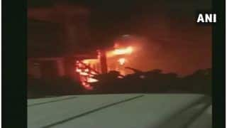 Delhi: Death Toll Rises to 6 After Fire Breaks Out in Multi-storey Building in Zakir Nagar