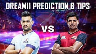 Dream11 Team TAM vs BLR Pro Kabaddi League 2019 - Kabaddi Prediction Tips For Today's PKL Match 45 Tamil Thalaivas vs Bengaluru Bulls at Jawaharlal Nehru Indoor Stadium, Chennai