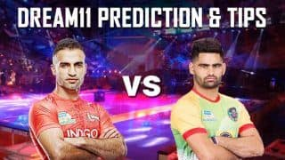 Dream11 Team MUM vs PAT Pro Kabaddi League 2019 - Kabaddi Prediction Tips For Today's PKL Match 43 U Mumba vs Patna Pirates at EKA Arena by TransStadia in Ahmedabad