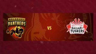 Dream11 Team Belagavi Panthers vs Bellary Tuskers Karnataka Premier League 2019 - Cricket Prediction Tips For Today's KPL T20 Match 4 BP vs BT at M.Chinnaswamy Stadium, Bengaluru