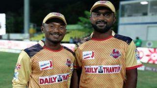 Dream11 Team Chepauk Super Gillies vs VB Kanchi Veerans Tamil Nadu Premier League 2019 - Cricket Prediction Tips For Today's TNPL Match CHE vs VBK College Ground, Dindigul
