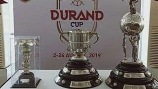 Durand Cup 2019 Full Schedule: Teams, Squads, Timings in IST, When and Where to Watch Live Streaming Details, Fixtures