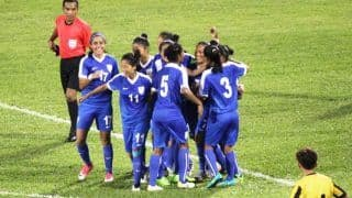 Special Trophy Awarded to Indian Women's Football Team in Spain