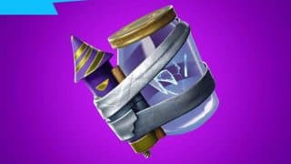 Fortnite v10.10 Content Update out with Junk Rift, Glitched Consumables