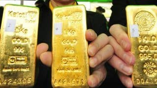 Gold Climbs Rs 475 on Jewellers' Buying, Silver Gains Rs 378