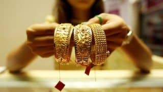 Gold Touches New Unprecedented High of Over Rs 40K Per 10gm