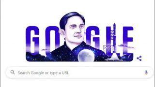 Google Doodle on Vikram Sarabhai: भारत को स्पेस-साइंस का हुनर सिखाया था विक्रम साराभाई ने, गूगल ने डूडल बना दी श्रद्धांजलि