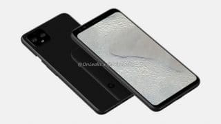 Google Pixel 4 real world images with thin bezels spotted