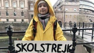 कौन है 16 साल की ग्रेता थनबर्ग, जो विश्व नेताओं की कर रही है बोलती बंद, ट्रंप भी सुनने को मजबूर