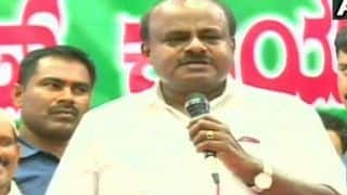 BJP-led Karnataka Govt Will Not Stay For Long, Be Prepared For Elections: HD Kumaraswamy to JD(S) Workers