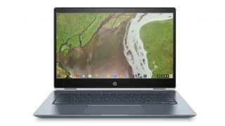 HP Chromebook x360 launched in India: Check price, availability, full specifications