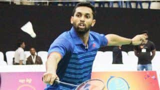 Badminton: HS Prannoy Stuns Lin Dan to Advance in World Championships