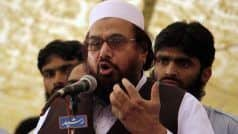 पाकिस्तान ने आंतकियों को दी खुली छूट, हाफिज सईद से कहा- कश्मीर में भेजो दहशतगर्द