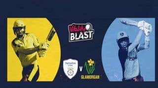 Dream11 Team Hampshire vs Glamorgan Vitality T20 Blast 2019 - Cricket Prediction Tips For Today's T20 Match HAM vs GLO at Rose Bowl, Southampton