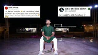 Hassan Ali TROLLED Over 'Last Night as Bachelor' Picture as he Marries Indian Girl Shamia Arzoo | SEE POSTS