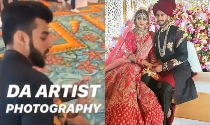 Pakistan Cricketer Hassan Ali Weds Indian Girl Shamia Arzoo