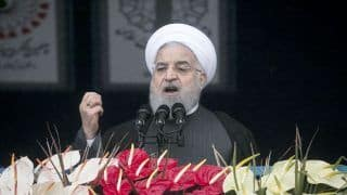 US Must Lift All Economic Sanctions on Iran Before Talks: Hassan Rouhani