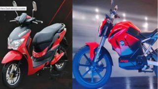 Revolt RV 400electric bike Vs Revolt RV 300 Vs Hero Dash electric scooter : Price, Features में कौन है दमदार