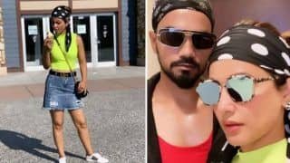 Hina Khan, Rocky Jaiswal Paint New York City With Their Romantic Pictures as They go on a Shopping Spree