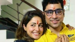 Raksha Bandhan 2019: Hina Khan Shares Her 'Sweet Little Moment' With Brother Aamir Khan on Rakhi