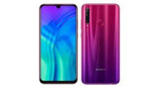 Honor 20i Phantom Red Limited Edition first sale on August 8: Price, offers, specs, availability