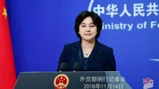 China Says India Declaring Ladakh a Union Territory is Unacceptable