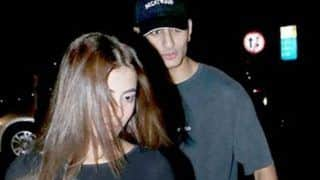 Saif Ali Khan's Elder Son Ibrahim Ali Khan Breaks Female Fans Hearts, Spotted With Mysterious Girl at Party