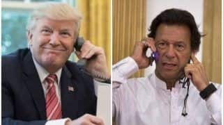 Kashmir Issue: Donald Trump Pushes Pakistan to Resolve Tensions With India Bilaterally