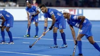 Hockey India Names 33 Probables For Men's National Camp
