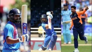 Ind vs WI 3rd ODI Statistical Preview: Rohit Sharma, Kuldeep Yadav, Virat Kohli on Cusp of MAJOR Milestones