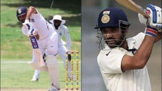 Ind vs WI: Wriddhiman Saha to Ajinkya Rahane, Players One Should Keep an Eye on During Two Test Series Between India-West Indies