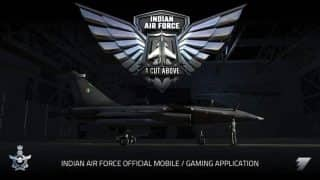 Indian Air Force: A Cut Above official game launched