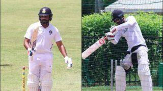 India vs West Indies 1st Test: Focus on Ajinkya Rahane, Toss up Between Hanuma Vihari-Rohit Sharma in India's Predicted Playing 11 at North Sound