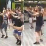 Viral Video: Iranian Men Perform Bhangra on Tamil Song During Warm-up Session in Gym, Even Anand Mahindra Loves it