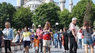 Thousands of Syrian Migrants Given Deadline to Leave Istanbul