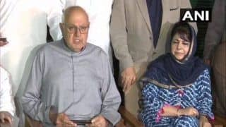 We Stand United to Defend Autonomy of J&K, Says Farooq Abdullah After All-party Meet