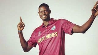 Jason Holder Bags West Indies Test Player of The Year Award