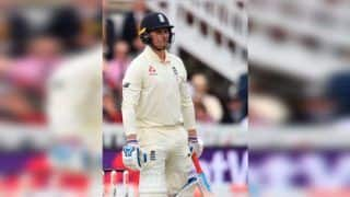 Jason Roy, Marnus Labuschagne Hit on Head in Nets as Steve Smith Gets Ruled Out of 3rd Ashes Test